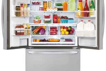 best french door refrigerators 2018