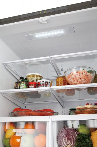 refrigerator shelves