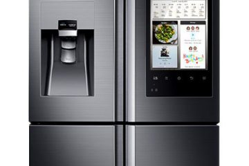 smart refrigerators with wifi