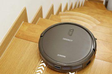 robot vacuum mop sensor